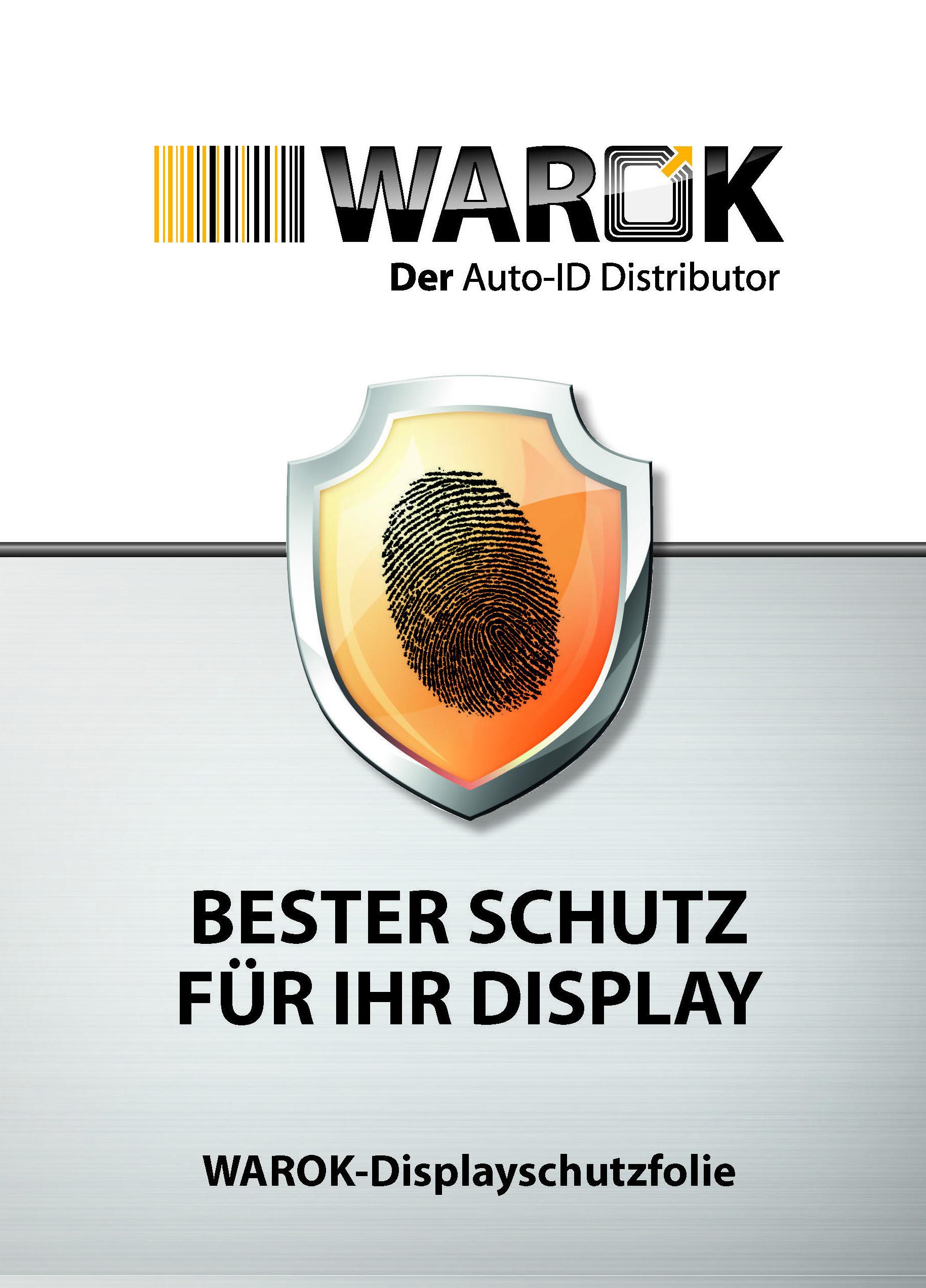Retail Verpackung Displayschutz