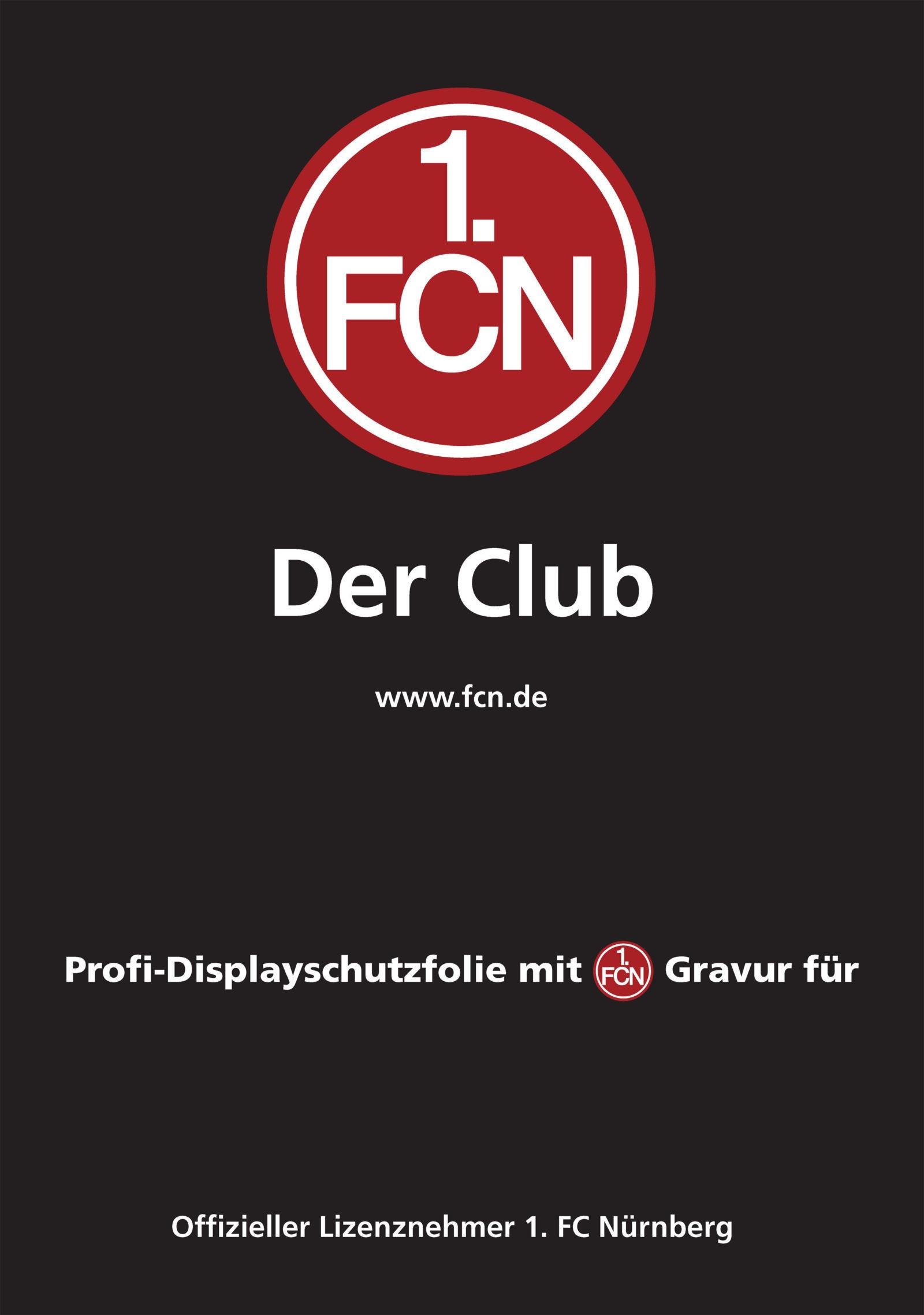 Verpackung 1. FC Nürnberg