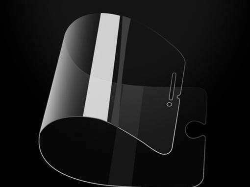 Massgefertigter Displayschutz 0,1 bis 55 Zoll Größe
